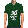 Der Grinch Mens Polo