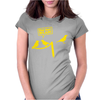 Der hat wlan ! Womens Fitted T-Shirt