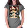 Dere types Womens Fitted T-Shirt