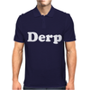 Derp Mens Polo