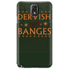 Dervish and Banges Sign Phone Case