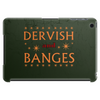 Dervish and Banges Sign Tablet (horizontal)