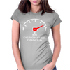 Designated Drinker Womens Fitted T-Shirt