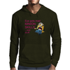 DESPICABLE ME 2 ONE EYE GOTS MAD MINION SKILLS WOMENS Mens Hoodie