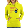 DESPICABLE ME 2 ONE EYE GOTS MAD MINION SKILLS WOMENS Womens Hoodie