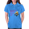 DESPICABLE ME 2 ONE EYE GOTS MAD MINION SKILLS WOMENS Womens Polo
