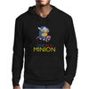 Despicable Me 2 One in a Minion America Hitman T-Shirt Movie Men Mens Hoodie
