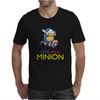 Despicable Me 2 One in a Minion America Hitman T-Shirt Movie Men Mens T-Shirt