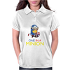 Despicable Me 2 One in a Minion America Hitman T-Shirt Movie Men Womens Polo