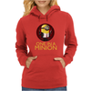 Despicable Me 2 One in a Minion America Hitman Womens Hoodie