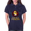 Despicable Me 2 One in a Minion America Hitman Womens Polo