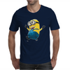 Despicable Me 2 Strolling Minion Movie Licensed Adult Mens T-Shirt