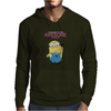 Despicable Me Awesome Minion Mens Hoodie