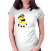Despicable Me Lose My Mind Minion Womens Fitted T-Shirt