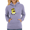 Despicable Me Lose My Mind Minion Womens Hoodie