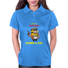 Despicable Me Minion Awesome Agree Or Die Womens Polo