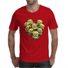 Despicable Me Minion Heart Mens T-Shirt