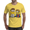Despicable Me Minion Messi Ronaldo Mens T-Shirt