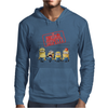 Despicable Me Minion The Unusual Suspects Stuart Dave Mens Hoodie