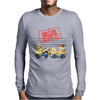 Despicable Me Minion The Unusual Suspects Stuart Dave Mens Long Sleeve T-Shirt