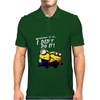 Despicable Me Minions I Didn't Do It Stuart Dave Mens Polo