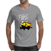 Despicable Me Minions I Didn't Do It Stuart Dave Mens T-Shirt