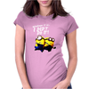 Despicable Me Minions I Didn't Do It Stuart Dave Womens Fitted T-Shirt