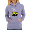 Despicable Me Minions I Didn't Do It Stuart Dave Womens Hoodie