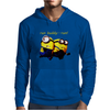 Despicable Me Run Buddy Run Minion Cool Mens Hoodie