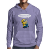 Despicable Me Whaaa Minion Mens Hoodie