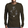 Destiny Hunter Titan Warlock Mens Long Sleeve T-Shirt