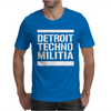 Detroit Techno Militia Mens T-Shirt