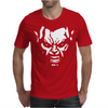 Devil Face Mens T-Shirt