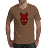 Devil Head Mens T-Shirt