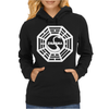 Dharma Initiative Womens Hoodie