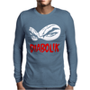 Diabolik Eva Kant Mens Long Sleeve T-Shirt