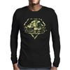 Diamond Dogs camouflage Mens Long Sleeve T-Shirt