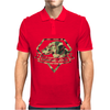 Diamond Dogs camouflage Mens Polo