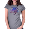 Diamond Dogs universe Womens Fitted T-Shirt
