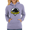 Diamond Dogs v2 Womens Hoodie