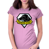 Diamond Dogs Womens Fitted T-Shirt