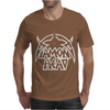 Diamond head Mens T-Shirt