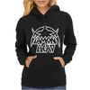 Diamond head Womens Hoodie