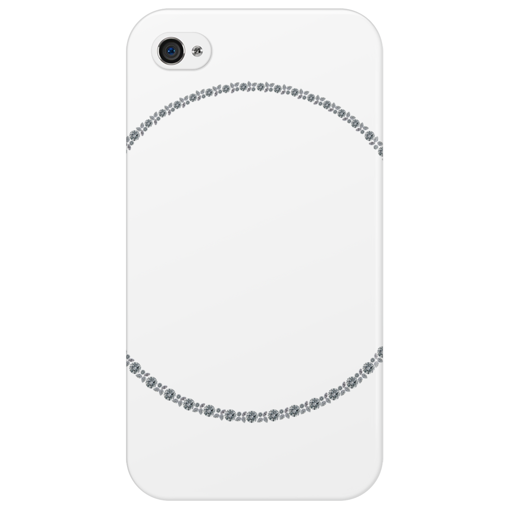 Diamond in a Circle Phone Case
