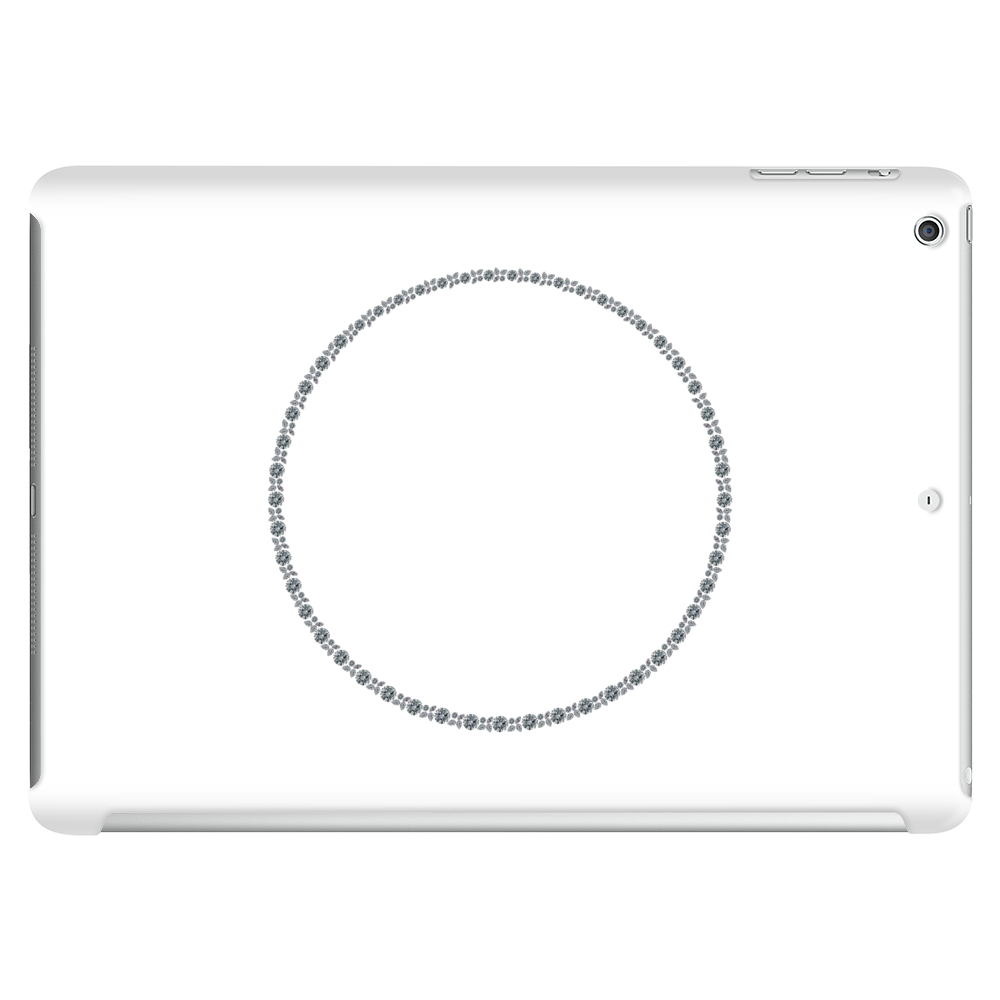 Diamond in a Circle Tablet