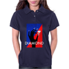 Diamond Supply Co Womens Polo
