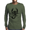 Dibujos alacranes Mens Long Sleeve T-Shirt