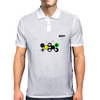 Dice_Abstrak_2 Mens Polo