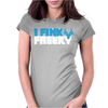 Die Antwoord I Fink U Freeky Womens Fitted T-Shirt
