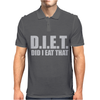 Diet Mens Polo